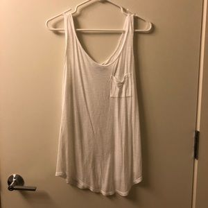 White tunic tank top!